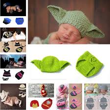 Crochet Baby Halloween Costumes Aliexpress Buy 2016 Latest Newborn Baby Boys Crochet Photo