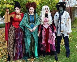 Fantastic Halloween Costumes 25 Sanderson Sisters Ideas Halloween