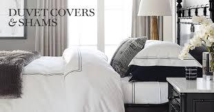 Duvet Covrs Luxury Duvet Covers U0026 Shams Williams Sonoma