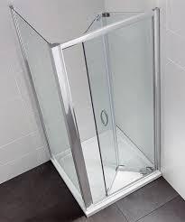 Bifold Shower Door Identiti2 700 760mm Bifold Shower Door