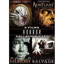 amazon com horror collector u0027s set bloody mary mortuary