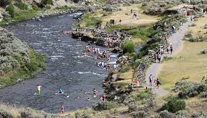 Colorado Wild Swimming images Swim in yellowstone 39 s boiling river my yellowstone park jpg