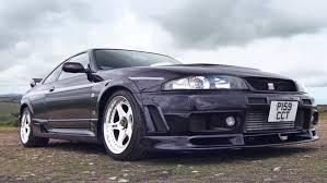 nissan skyline matte black evo drives the ultra rare nissan skyline gt r nismo 400r auto