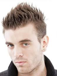 Crown Spiked Hair Styles | 100 best hairstyles for men and boys the ultimate guide 2018