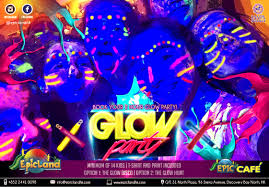 glow party the glow paint party epicland hong kong