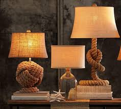 Interesting Lamps by Nautical Bedside Table Lamps 52 Outstanding For Perfect Nautical