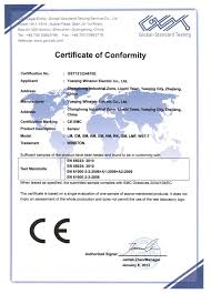 certificates fan heater thermostat household contactor our