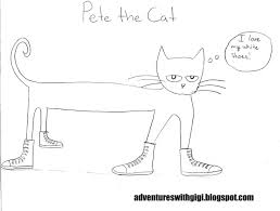 26 best pete the cat images on pinterest pete the cats birthday