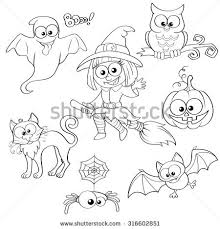 Decorative Owl Antistress Coloring Page Stock Vector