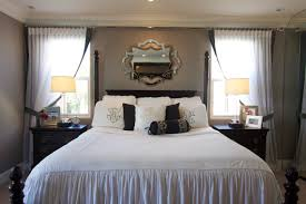 Transitional Home Decor Stylish Transitional Master Bedroom Robeson Design San Diego