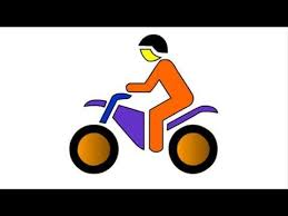 410 how to draw motorbike for kids step by step drawing youtube