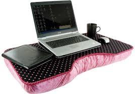 Laptop Desks For Bed Outstanding Computer Desks Ktaxon Bamboo Folding Laptop Table