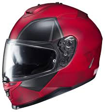 hjc motocross helmet hjc is 17 deadpool helmet cycle gear