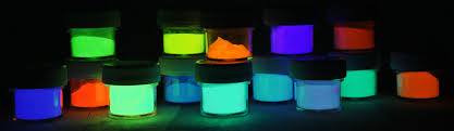 learn about glow in the dark powder