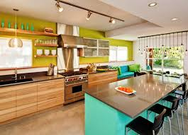 bright kitchen color ideas small kitchen color schemes with oak cabinets kitchen bath
