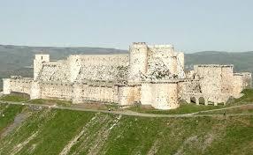 Krak Des Chevaliers by Travel Pictures And Photos Krak Des Chevaliers Of Syria 3 Trip Pics