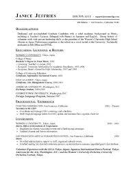 academic resume for college application restaurant manager resume skills