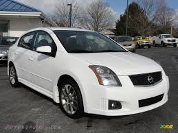 2008 nissan sentra interior 2008 nissan sentra se r spec v in fresh powder white photo 4