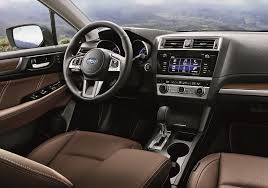 subaru outback interior 2017 compare the 2017 subaru outback to the honda pilot chatham