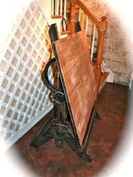 Antique Wood Drafting Table 623 Best Drafting Tables Images On Pinterest Drafting Tables