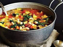 garden minestrone recipe myrecipes
