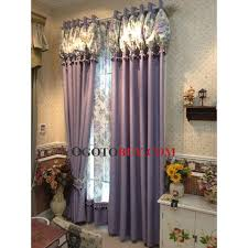 Buy Discount Curtains Romantic Purple Chenille Clearance Curtains And Drapes Buy Purple