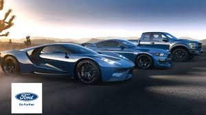 ford showcasing the ford performance vehicle lineup vehicle reveals