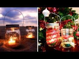 diy mason jar lanterns u0026 holiday gift idea youtube