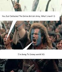 Funny British Memes - you just defeated the entire british army what s next d i m