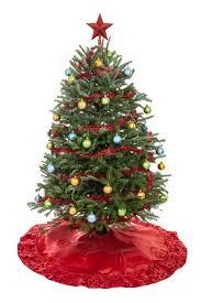 small trees happy holidays