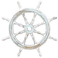 nautical and decor nautical decor wood ship wheel free shipping today overstock