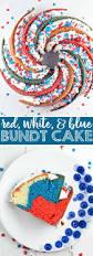 patriotic red white u0026 blue bundt cake bunsen burner bakery