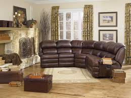 small sectional sofa with recliner luxury sofa good small scale