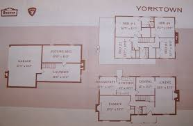 ryan home plans diana s early 60s oak kitchen with plank doors and colonial
