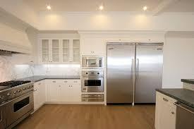 Shaker Door Cabinet Shaker Door Cabinets In Custom Malibu Home W L Rubottom