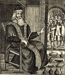 Medieval Birthing Chair Father Christmas Wikipedia