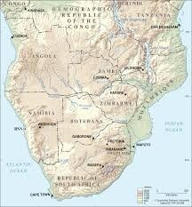 Burundi Africa Map by Southern Africa Cartogis Services Maps Online Anu