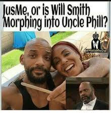 Memes Will Smith - usme or is will smith orphing into uncle phill meme on me me