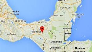 chiapas mexico map canadian tourists in mexico up in chiapas turmoil
