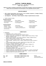 Resume Samples Higher Education Administration by Higher Education Administration Resume Samples Resumes For