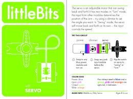servo u2013 littlebits