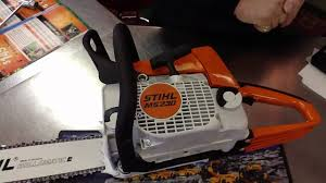 stihl ms 230 chainsaw toronto ontario youtube