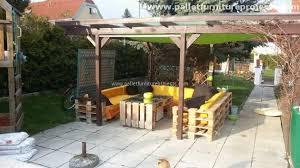 colorful pallet furniture for pergola deck pallet furniture