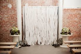 wedding backdrop ideas vintage lace and wedding ideas ruffled