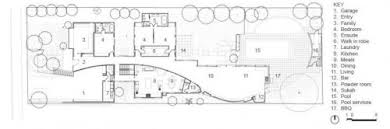 Sustainable House Plans Sustainable Solar House Curved Spine Wall Geometrically