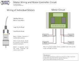 electrical power and wiring how to wire a robot