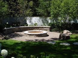 Flagstone Firepit Pits Fireplaces Byron Co