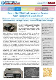 bosch siege social bosch bme680 environmental sensor with integrated gas sensor 2017 tea