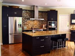kitchen design sensational brick backsplash kitchen cool