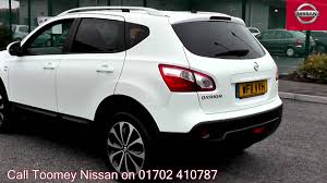nissan qashqai automatic for sale 2011 nissan qashqai n tec 1 6l arctic white wf11vvh for sale at
